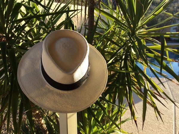 0b02e74d5 Classic Men's Panama Straw Hat in 2019 | Straw Hat Styles | Mens ...