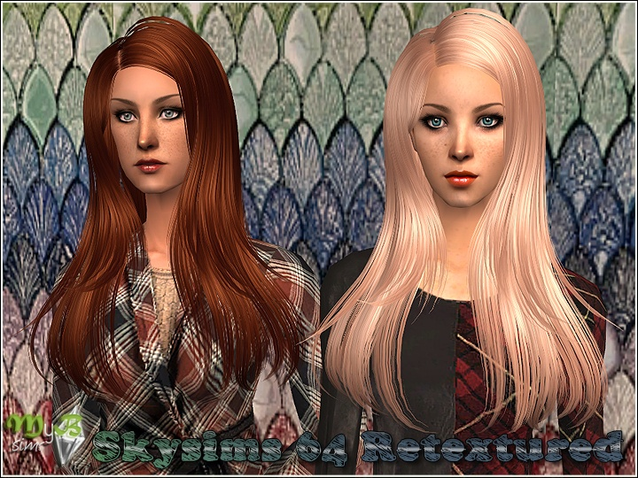 1000+ images about Sims 2 - Hair (Female) on Pinterest Special gifts ...