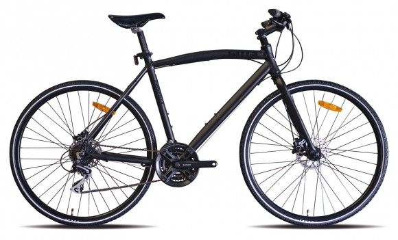 2016 Torpado Citi 3 - 24 speed with hydraulic disc brakes, the ultimate commuter machine
