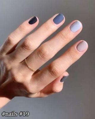 35+ Schöne Nagelfarbideen für Frauen im Jahr 2019 – #Farbe #Schön #Idee ….   – Nageldesign