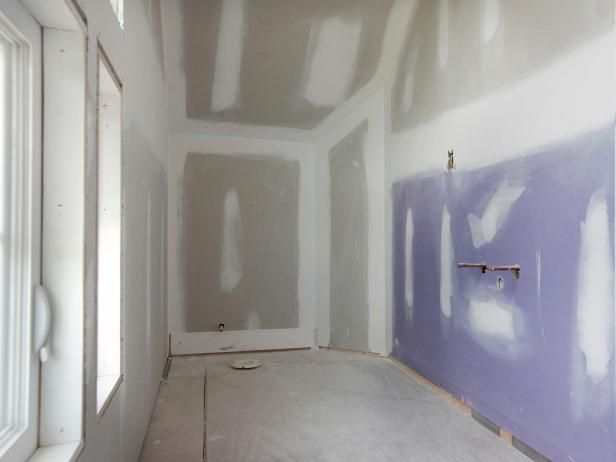 Invest in mold-resistant drywall to stop mold growth before it starts, with tips from HGTV.com