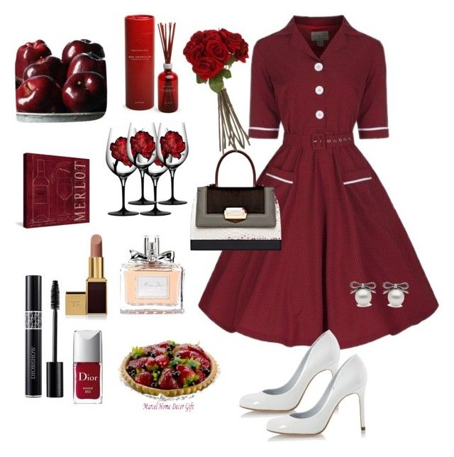 A red- wine story.. by sheiscarla on Polyvore featuring polyvore, fashion, style, The Volon, Tom Ford, Fratelli Karida, Christian Dior, Archipelago Botanicals, Sia, Kosta Boda, women's clothing, women's fashion, women, female, woman, misses and juniors