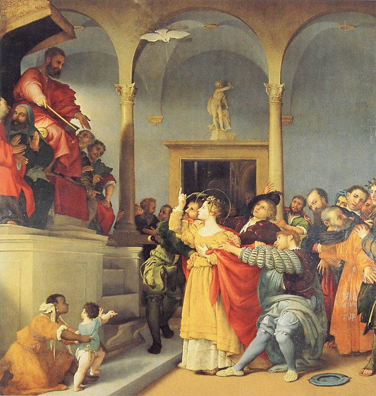 Lorenzo Lotto, St Lucy