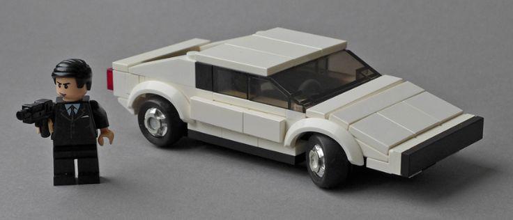 Lego Lotus Esprit James Bond 007