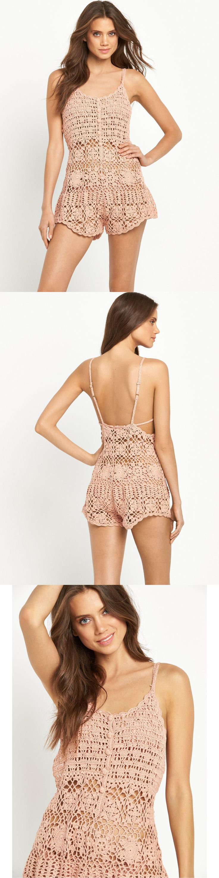 Somedays Lovin' Sweet Caroline Beach Playsuit
