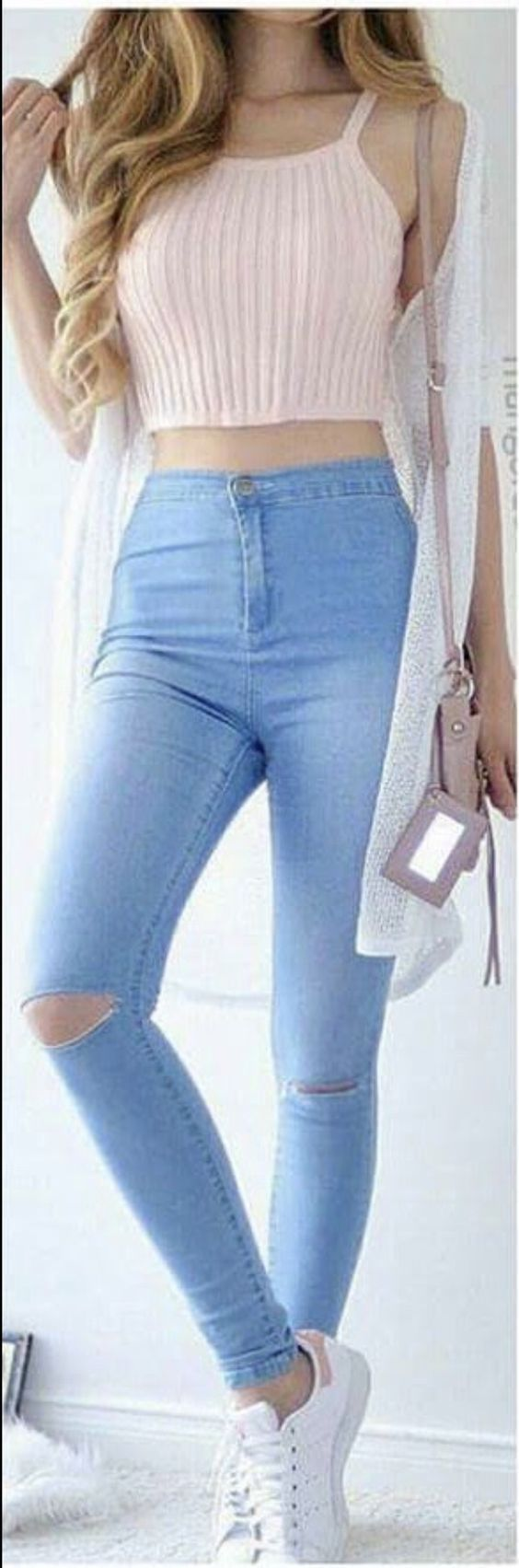 #Back #to #School #Outfit #Ideas for teen girls…cute outfits for school Outfit… – Style Tips