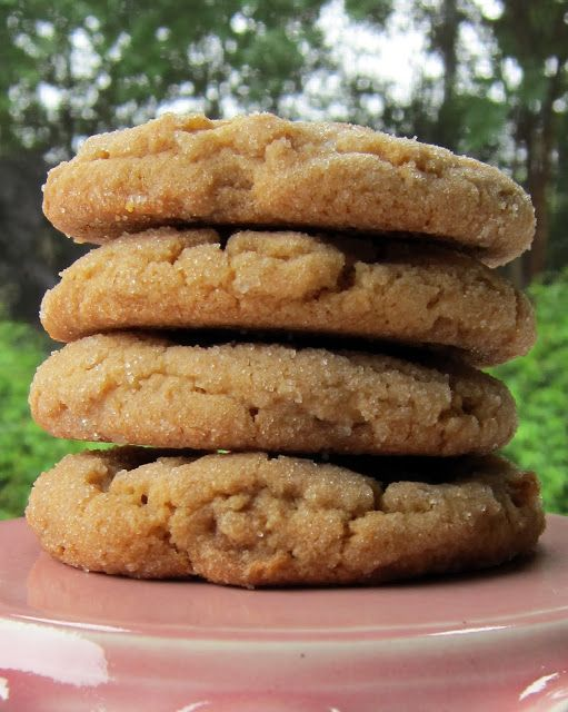 Peanutter Butter Cookies Recipe - soft peanut butter cookies with chopped Nutter Butters inside - peanut butter overload! SO good! We almost ate the whole batch in one day!!