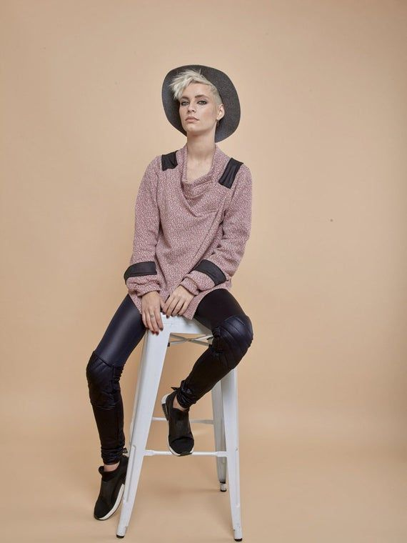 Sweater Women, Wrap Sweater, Cozy Sweater, Plus Size Clothing, Oversize Sweater, Plus Size Sweater, Long Sleeve Sweater, Loose Sweater 1