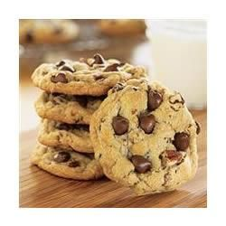 Ultimate Chocolate Chip Cookies  --This is the recipe I use -L