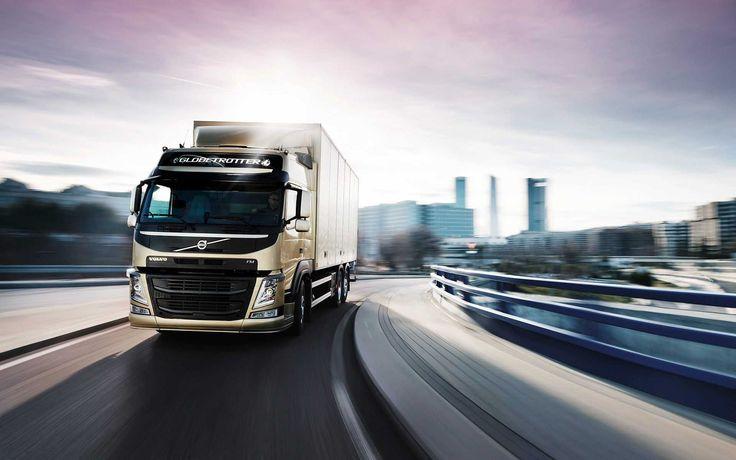 Volvo Truck Wallpaper For Windows #JKZ