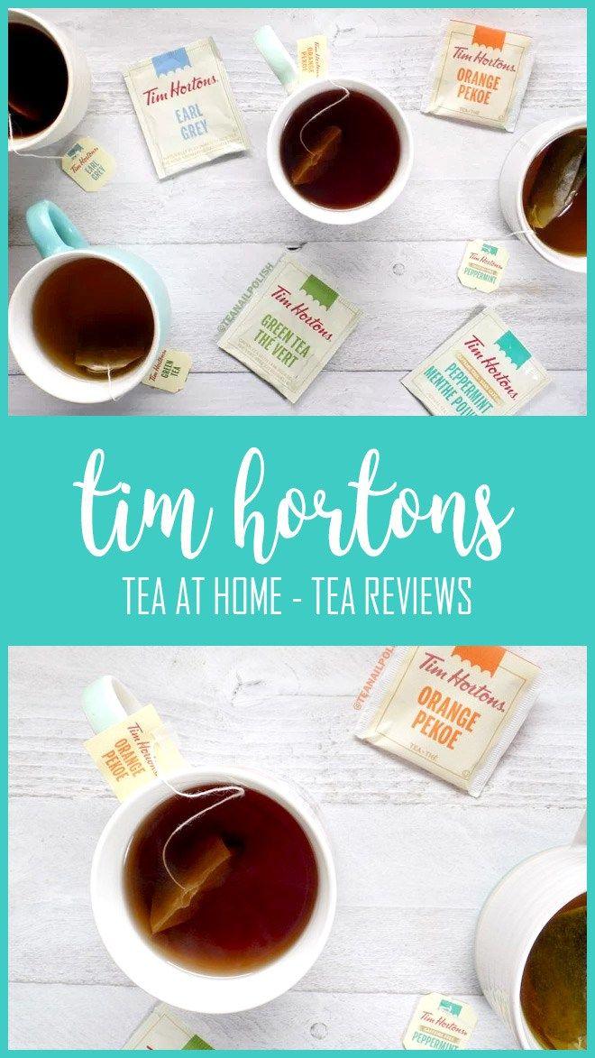 Tim Hortons Tea At Home Tea Reviews Tea Nail Polish Orange Pekoe Tea Tea Tim Hortons