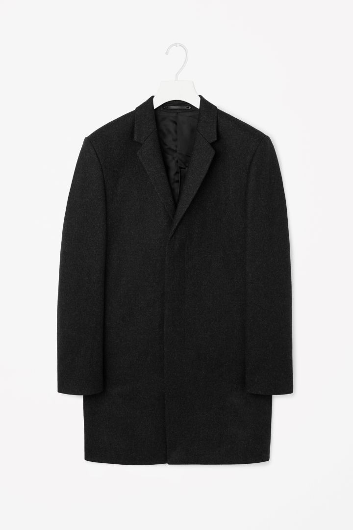 COS | Wool and cashmere coat