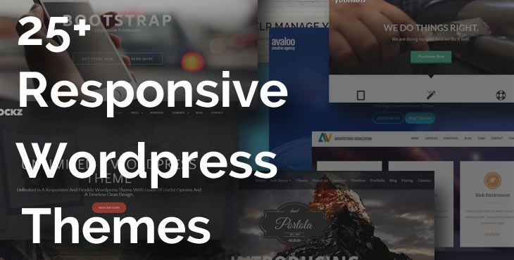 25  Responsive Wordpress Themes