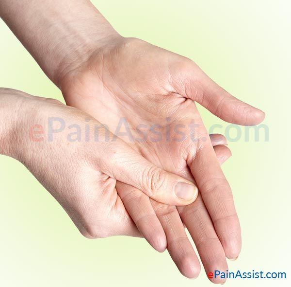 how to feel for arthritis