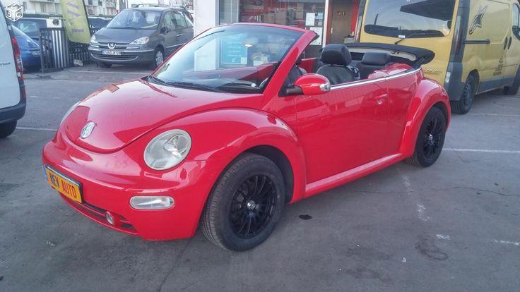 Volkswagen new beetle cabriolet 1.9 l tdi 100 cv