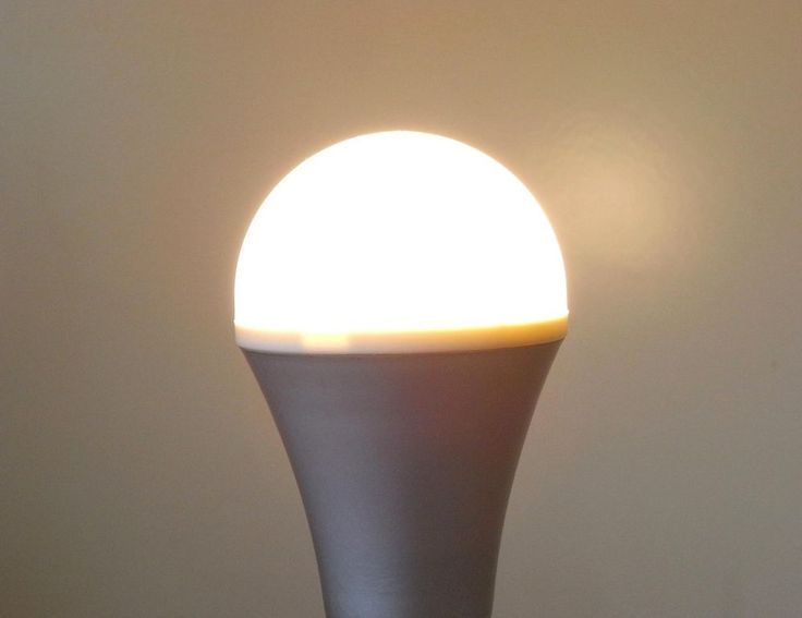 Awesome  x LED Lampe Watt W Birne ca W Gl hlampen Ersatz matt warmwei K