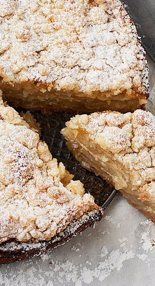 Apple Crumble - Seasons and Suppers