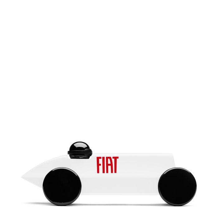 Playsam Mefistofele Racer Fiat Weiß