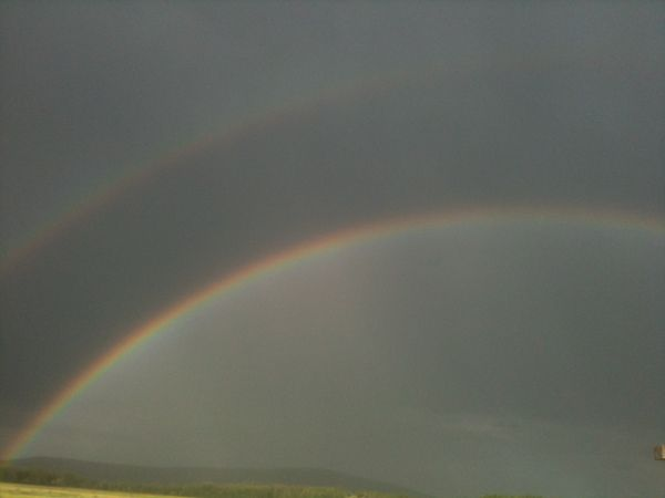 Double Rainbow Meaning ||| Pure Glory