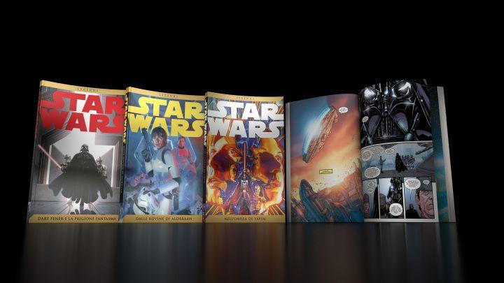 Star Wars Legends: ecco tutti i dettagli della nuova collana targata Corriere della Sera e La Gazzetta dello Sport