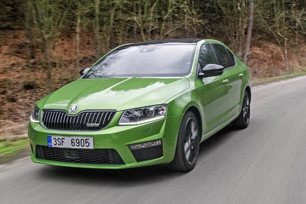 The new-gen Octavia RS has the pumped-up looks and additional horses, and Skoda may even get it here. We tell you what it's like.