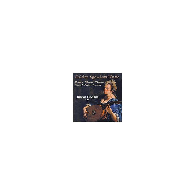 Julian bream - Lute music:Golden age (CD)