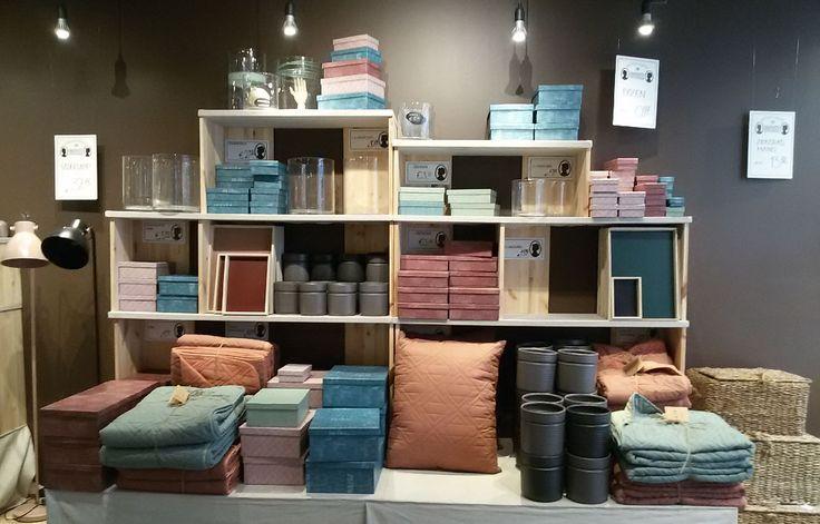Shopping in stile scandinavo nello store Søstrene Grenes