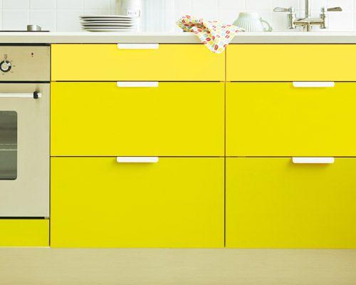 54 besten Gelbe Kücheneinrichtung Yellow kitchen furniture - sonne scheint gelben kuche