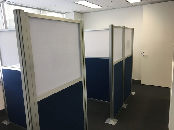 Fast and Flexible HushPanel just what the doctor ordered - Portable Partitions Australia