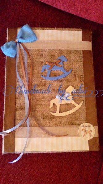 Wishes book  rocking horse...