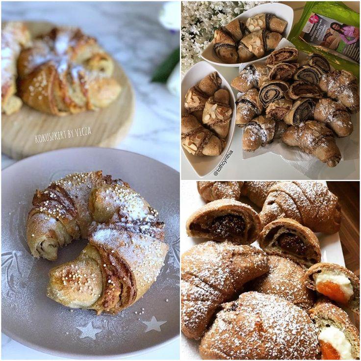 FITT édes croissant variációk 8db