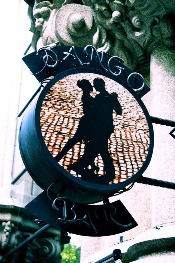 Tango Bar, Buenos Aires, Argentina