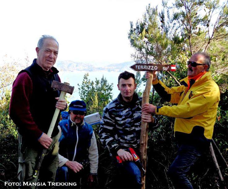 Proseguono dalla #Lunigiana all'isola Palmaria, con il lunigianese Roberto Antoniotti tra i protagonisti, le attività del Mangia Trekking, volte a valorizzare e caratterizzare la naturalità dei luoghi