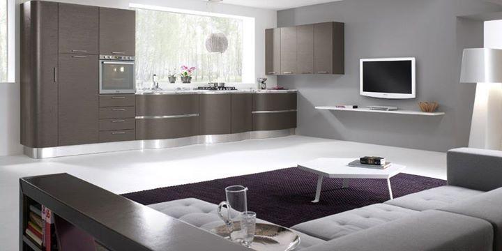 Merano line: A choice of modern kitchen and quality   http://spar.it/ita/Catalogo/Cucine/Cucine-moderne/MERANO/Proposta-MER-4-cd-500.aspx