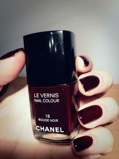 Rouge noir
