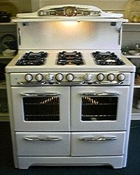 """Vintage Classical Styled Retro Antique Gas Stoves 40"""""""