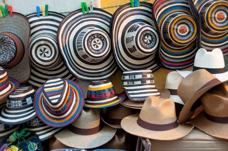 "Sombrero ""vueltiao"": ícono nacional colombiano"