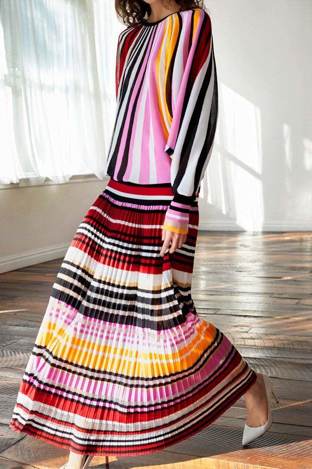 Carolina Herrera Pre-Fall 2018 Womenswear Collection