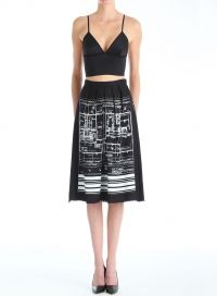 Clover Canyo Blueprint Skirt