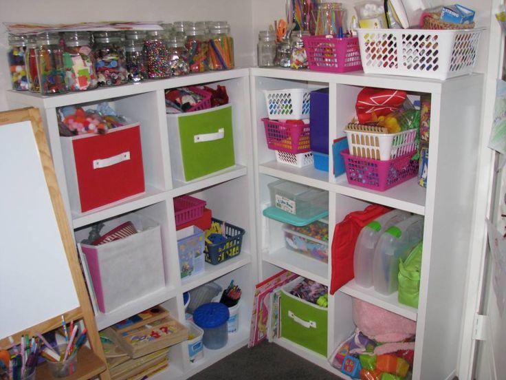 Best Cantinho De Brincar Images On Pinterest Baby Room Girl - Colorful kids room designs with plenty of storage space