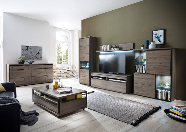 Die besten 25+ Lowboard grau Ideen auf Pinterest Tv wand - wohnzimmer einrichten grau weiss