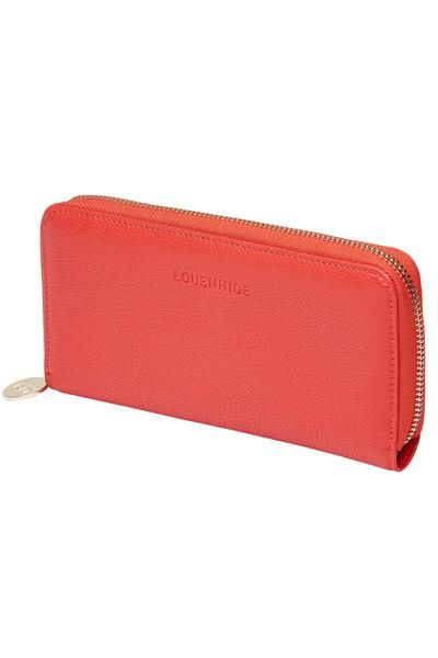 Coral Purse ||  Ricky Purse in Coral