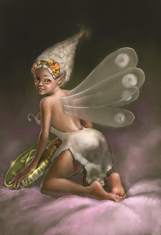 Tooth fairy- Sophia Michailidou