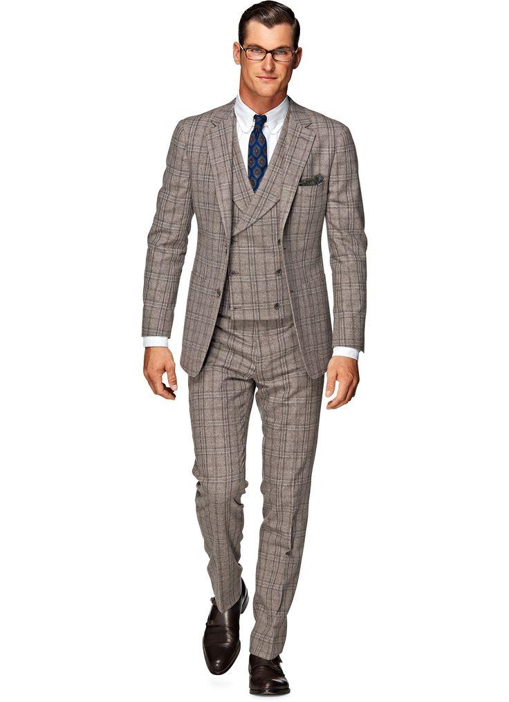 Suit_Brown_Check_Havana_P3916