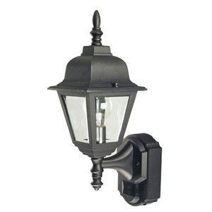 Chamberlain Cottage Sensor Light Black - SH-9191AU-BK