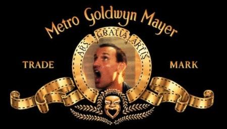 Nine as MGM lion (gif)
