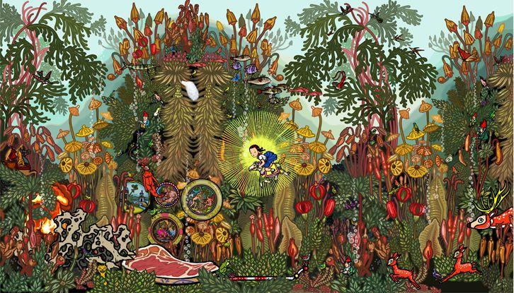 bu hua paintings - Google Search