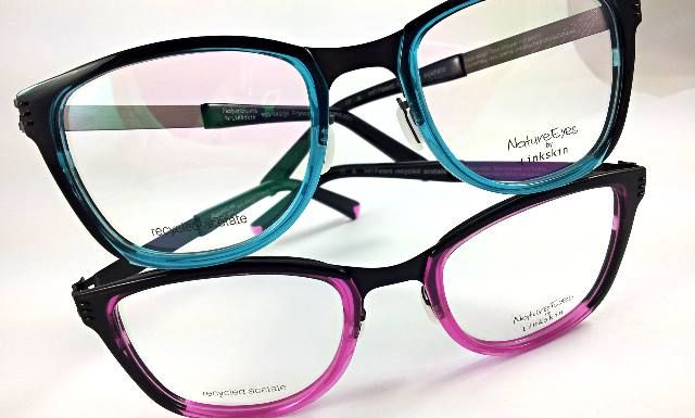 Whoever says recycled products are boring. NatureEyes brings to you a colorful Mido 2014 collection. Made from recycled acetate and stainless steel. Embark on this green journey with us today!