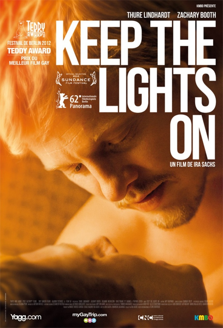 KEEP THE LIGHTS ON (USA. 2012) Director: Ira Sachs & Mauricio Zacharias. Actores: Thure Lindhardt, Zachary Booth, Sebastian La Cause, Julianne Nicholson, Marilyn Neimark, Jamie Petrone, Sarah Hess. #LGBT