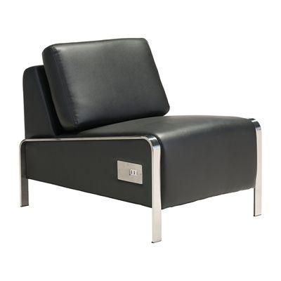 Zuo Modern 1006 Thor Armless Chair